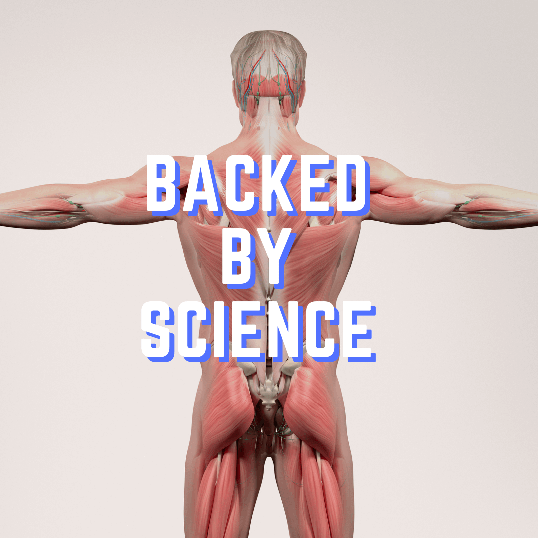 Scientifically Backed Ways to Grow your Back